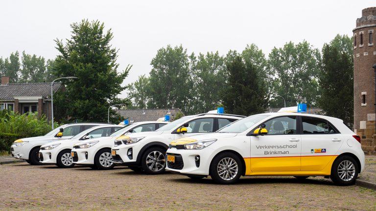 Verkeersschool Brinkman Auto Rijbewijs B